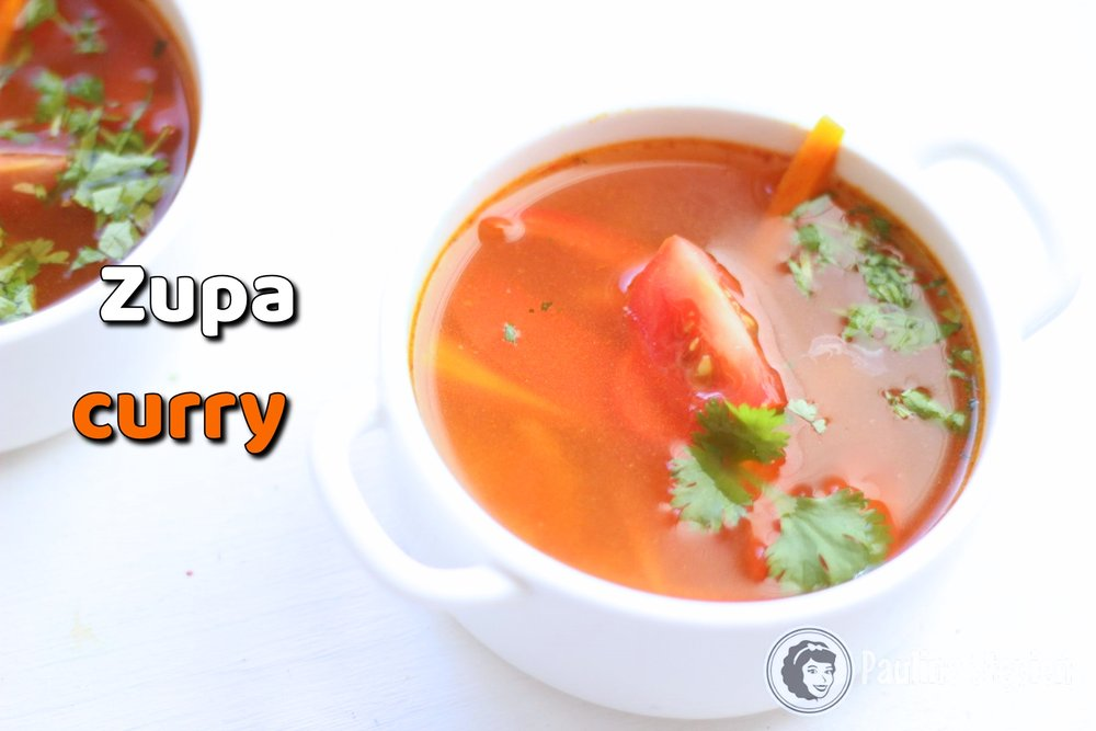 Zupa curry